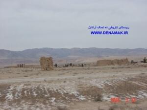 قلعه خرابه دوره قبل از اسلام
