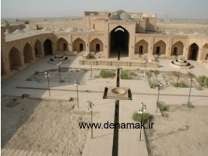 طراحی داخلی کاروانسرای شاه عباسی